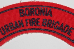 Boronia Urban Fire Brigade
