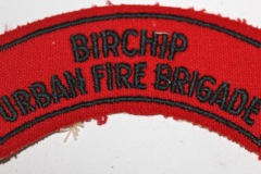 Birchip Urban Fire Brigade