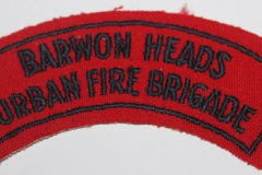 Barwon Heads Urban Fire Brigade