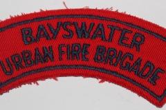 Bayswater Urban Fire Brigade