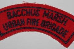 Bacchus Marsh Urban Fire Brigade