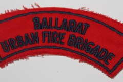 Ballarat Urban Fire Brigade