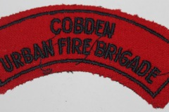 Cobden Urban Fire Brigade