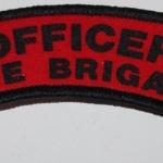 Officer Fire Brigade