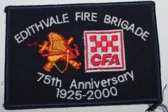 Edithvale Fire Brigade 75th Anniversary