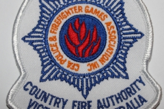 Country Fire Authority Victoria Australia