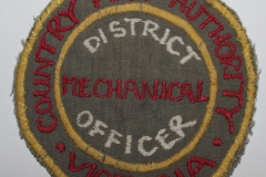 Mechanical District Officer Country Fire Authority Victoria