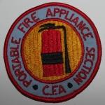 Portable Fire Appliance Section CFA