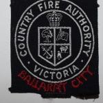 Ballarat City Country Fire Authority Victoria