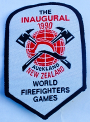 Auckland 1990 World Firefighters Games