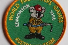 Edmonton 1996 World Firefighters Games