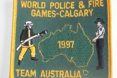 Calgary 1997 World Police & Fire Games