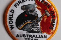 Paris 2000 World Firefighters Games