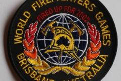 Brisbane 2002 World Firefighters Games