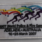 Adelaide 2007 World Police & Fire Games